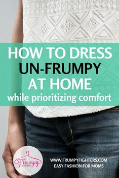 Want to be a more stylish stay-at-home mom without being uncomfortable in your clothes? This blog has super helpful tips and strategies for how to look put together at home but also prioritize comfort so that you can play with the kids and do the housework without changing. Love her tips for how to have cute at home outfits! Perfect for SAHMs and homeschool moms looking for easy fashion and outfits! #mom #fashion #outfits #budget #tips #ideas #easy #clothes #style #momlife #baby…