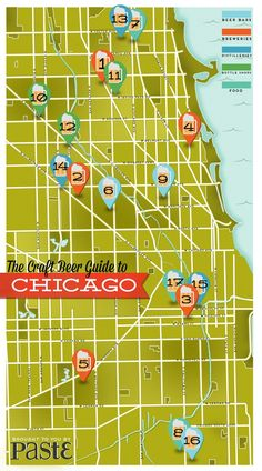 The Craft Beer Guide to Chicago