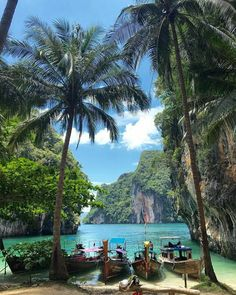 Paradise island, Tailandia