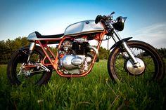 HondaCL360 - Pipeburn - Purveyors of Classic Motorcycles, Cafe Racers & Custom motorbikes