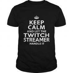 Cool and Awesome  TWITCH STREAMER Shirt Hoodie