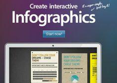 infogr.am abre sus puertas para que podamos crear fantásticas infografías