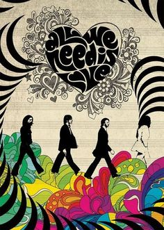 57 Trendy Quotes Song Rock The Beatles Poster Dos Beatles, Les Beatles, Beatles Art, Beatles Quotes, Rock Posters, Band Posters, Concert Posters, Music Posters, Rock And Roll