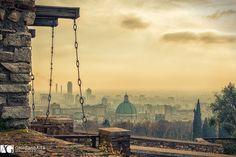 Brescia view to the Castle by Giordano Aita on 500px