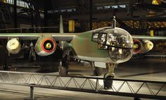 Arado Ar 234 B-2 Blitz (Lightning) at the National Air and Space Museum