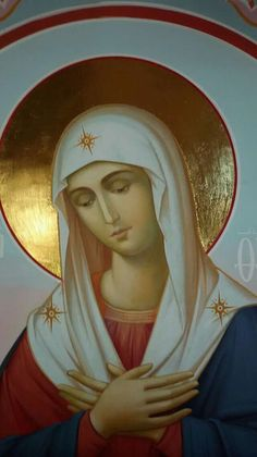 Blessed Mother Mary, Blessed Virgin Mary, Pictures Of Jesus Christ, Madonna, Christianity, Catholic, Princess Zelda, Painting, Fictional Characters