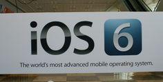 iOS 6 - the anticipation mounts