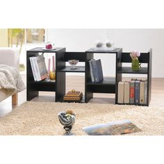 Furniture of America Display Cabinet/ Bookcase | Overstock.com Shopping - The Best Deals on Media/Bookshelves
