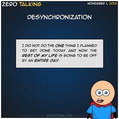 Desynchronization