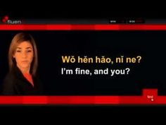 Chinese has never been this simple. You can really learn to speak so start working on pronunciation and some sentence structure. Sonia Gil is the tutor that ...