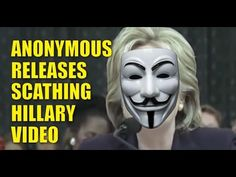 Silence is Consent | ALERT: Hacker Group ANONYMOUS Claims to Have BILL CLINTON UNDERAGE SEX TAPE - Silence is Consent