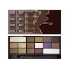 I Heart Eye Shadow Palette I Heart Chocolate