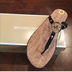 Michael kors sandals black Brand new pair of sandals with box MICHAEL Michael Kors Shoes Sandals