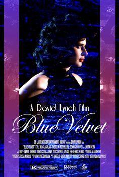 Blue Velvet - Veludo Azul - David Lynch (Thx Claudia)