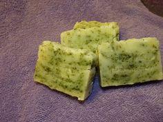 Sugar Hill Nettle Leaf Hair Care Bar by SugarHillEnterprises