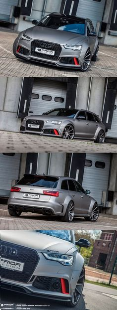 Prior Design Audi Rs6 A6 Bodykit