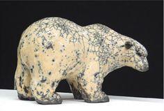 Joanna Hair ours blanc polar bear