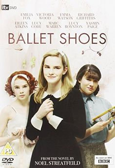 Ballet Shoes (BBC) [DVD] ITV DVD http://www.amazon.co.uk/dp/B0010XFXCQ/ref=cm_sw_r_pi_dp_UiI4ub09ZT6JD