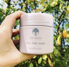 Where To Buy Nu Skin Renu Hair Mask at Discounted Price in Australia, New Zealand, UK, USA, Canada. Hair Care Routine, Hair Care Tips, Hair Mask At Home, Bad Acne, Deep Conditioning Treatment, Hair Trim, Black Hair Care, Oily Hair, Smooth Hair
