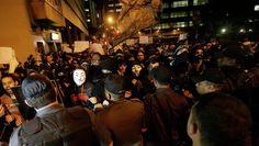 Activistas contrarios al Mundial preparaban un acto violento el día de la final
