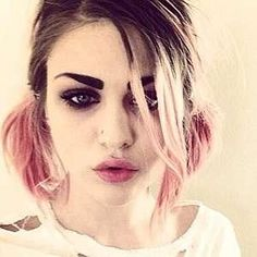 frances bean - She truly is the best parts of both her parents, Stunning, boy her daddy must be proud looking down at her.