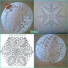 Candlelight and Lace Thread Crochet ePattern Christmas Tree Hooks, Christmas Crochet Patterns, Crochet Christmas Ornaments, Holiday Crochet, Crochet Snowflakes, Christmas Baubles, Christmas Cross, Christmas Ideas, Funny Christmas