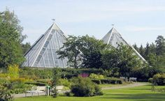 Botanical Gardens - Oulu, Finland