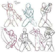 Anatomy Drawing Tutorial Start Using These Suggestions To Assure A Fantastic Experience Body Reference Drawing, Drawing Reference Poses, Sword Reference, Anatomy Reference, Hand Reference, Body Drawing, Anatomy Drawing, Anatomy Art, Body Anatomy