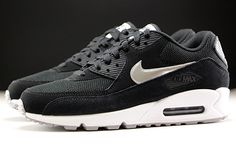 Nike Air Max 90 Essential Dunkelblau Weiss Purchaze