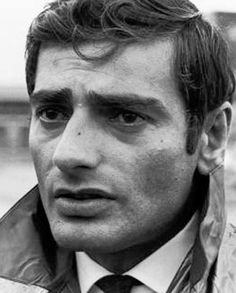 Charles Denner (1926-1995) - French actor born to a Jewish family in Tarnów, Poland. During his 30-year career he worked with some of France's greatest directors of the time, including Louis Malle, Claude Chabrol, Jean-Luc Godard, Costa-Gavras, Claude Lelouch and François Truffaut who gave him two of his most memorable roles, as Fergus in The Bride Wore Black (1968) and Bertrand Morane in The Man Who Loved Women (1977)
