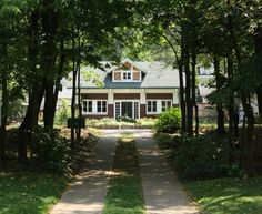 Ashland Park Lexington, Kentucky  A beautifully restored bungalow