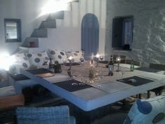 Renovated House in Megalo Chotio-Tilos island-Dodekanes-Greee