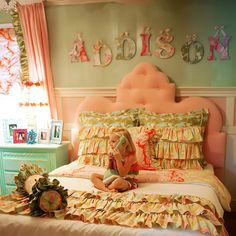 Addie Bedding Collection from PoshTots