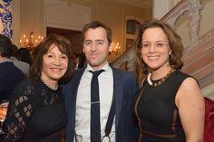 Nora Pouillon, Timothy Bouley and Ashley Koff