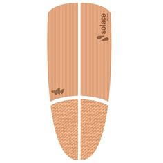 SUP Cork Deck Pad - Cork SUP Traction Pad - Eco Deckpad - Green Traction Pad - www.rackyourboard.com