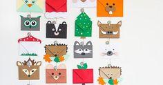 Bei mir ist es zur alljährlichen Tradition geworden, für unsere Kinder einen Adventskalender zu basteln. Mein erster Kalender bestand dam...
