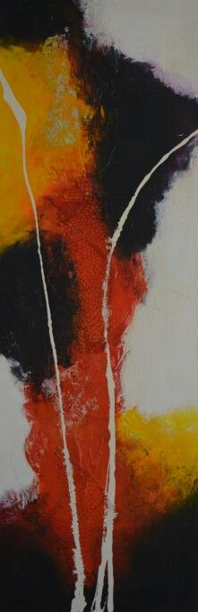 No.10 Kleurige moderne abstracte schilderijen, acrylverf op doek zonder lijst. Prijzen varieren tussen de 50 en  195 euro. Voor meer informatie neem contact op met schilderijen.Fenny@gmail.com