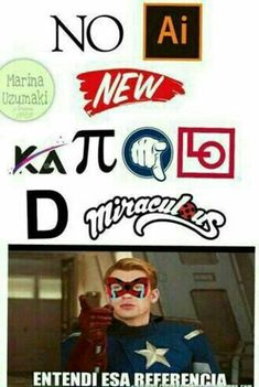 Read imagen from the story ♥ Memes de MLB ✨ by (chocolate❤) with reads. Ladybug Y Cat Noir, Miraclous Ladybug, Best Memes, Funny Memes, Lady Bug, Thomas Astruc, Mlb, Carmen Sandiego, Beauty And The Best
