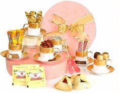 Tea Party Set in a Party Box Mishloach Manos