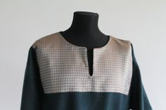 Viking woolen tunic by NornasMystery on Etsy
