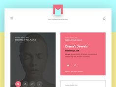 Designer Challenges Himself To Create A New UI Element Every Day For 100 Days - UltraLinx
