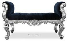Fabulous and Baroque — Fabulous Modern Baroque Rococo Furniture and Interior Design