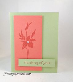 Pretty Easy Florets! by Pretty Paper Cards - Cards and Paper Crafts at Splitcoaststampers