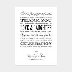 Be Married Thank You Sign - Small (5x&) by fineanddandypaperie on Etsy, $20.00 #Printable #Printed #wedding #thankyou