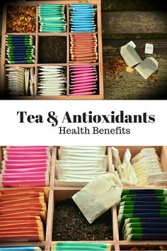 Tea can play a major role in a healthy diet, and may reduce oxidative damage that is associated with development of chronic disease. Click here to read more about the health benefits of tea and other food sources of antioxidants.