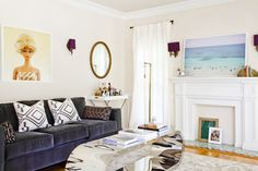 How+to+Renovate+Your+Rental+for+Under+$100+via+@domainehome