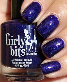 KellieGonzo: Girly Bits Seriously Sassy Swatch & Review