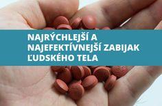 Namiesto Ibuprofenu, ktorý môže byť nebezpečný použite radšej tieto lieky proti bolesti - TOPMAGAZIN.sk
