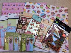 Scrapbooking & Pocket Letter Haul from Michael's - YouTube
