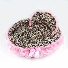 Elegant Princess Lace Dog Bed Pet Beds, Dog Bed, Dog Furniture, Medium Dogs, Chihuahuas, Pet Stuff, Animal Prints, Yorkshire Terrier, I Love Dogs